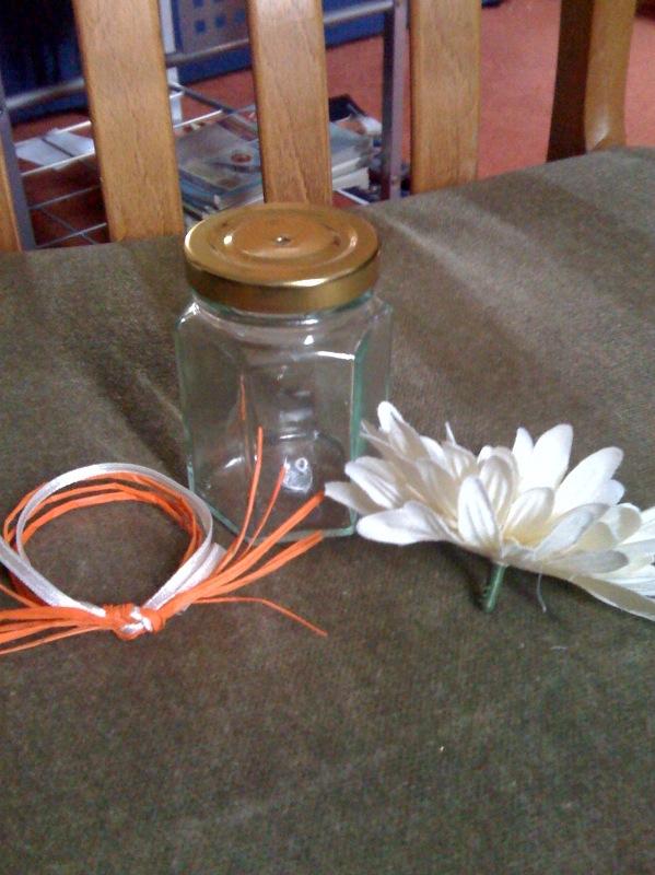 تزئین شیشه نخود و لوبیا 1