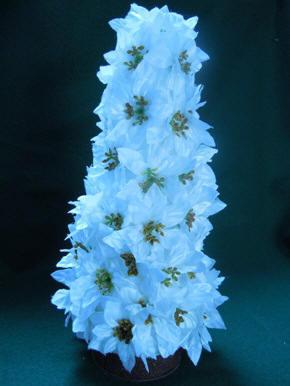 تزئین کله قند با گل مصنوعی