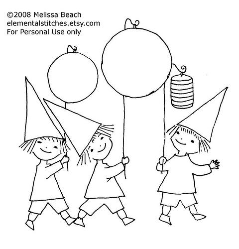 طرح جشن کودکان