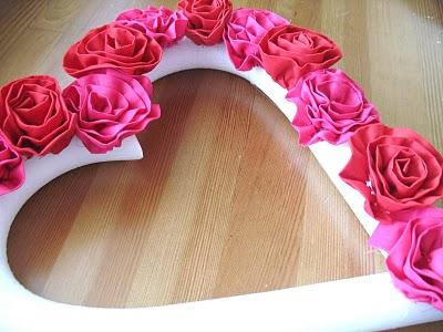 حلقه قلبی گل1